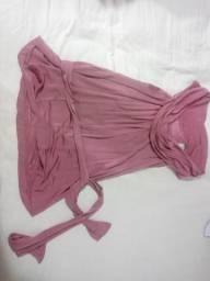 Vendo blusa com paetê atrás tamanho p