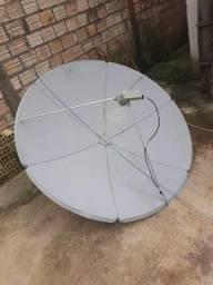 Antena Sky, claro , Oi, ou TV box. comprar usado  Santarém