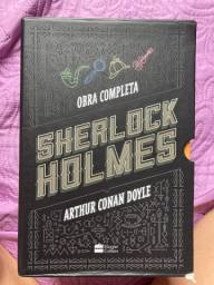 Coleção colecionador Sherlock homes