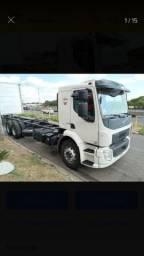 Volvo  vm  270 6x2 truck  chassi  ano 2015