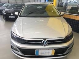 .Virtus Sedan 1.0 Comfortline 200 Flex -2020-Único Dono!!! Garantia Fábrica!!
