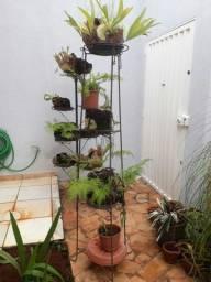 Suporte de Vasos e Plantas