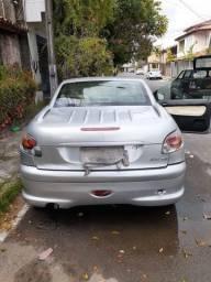 Pegeout 206 CC Cabriolet  conversivel 2001