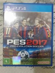 PES 17 PS4