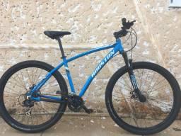 Bicicleta aro 29, quadro aluminio