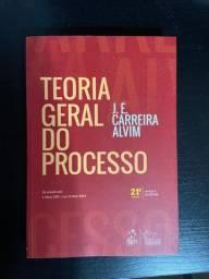 Livro Teoria geral do Processo J E carreira Alvim