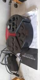 Pedaleira medeli nova com manual
