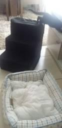 Escada e cama para Gato/pets em geral