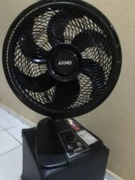 Vendo um ventilador arno 40cm semi novo funcionando tudo perfeitamente 150 negociável