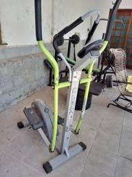 Aparelho fitness elíptico