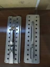 Extrator de picolé 22 furos aço inox
