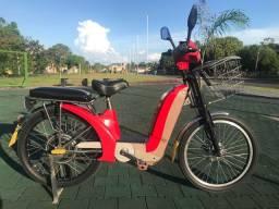 Vende-se Bicicleta Elétrica Motorizada