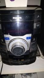 Vendo aparelho de som pra retirada de peças