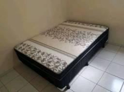 Promoção  direto da fábrica cama box casal nova frete grátis