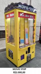 Máquina de Fliperama Movie Stop