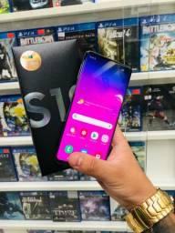 Galaxy Samsung s10 128gb// sem detalhes