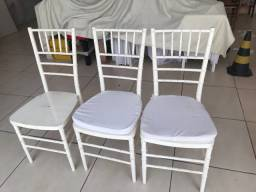 Cadeiras Tiffany branca