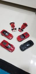 Coleção Ferrari Posto Shell Anos 90