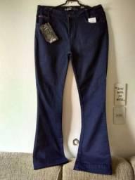 Calça jeans nova tamanho 44