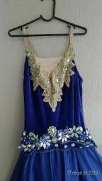 1 Lindo Vestido  Novo p/Festas ou Dança