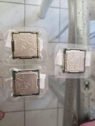 07 Processadores Intel - Diversos (Vendo/Troco)