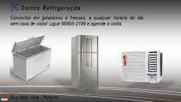 Carlos Refrigeração