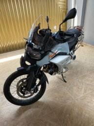BMW 2019 F850 adventure premium único dono com 2600 kms rodados