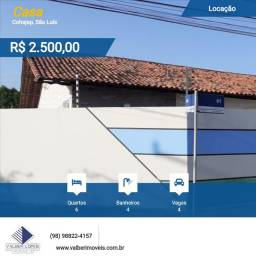Casa seis quartos- Cohajap