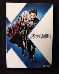 X-men Trilogia Box 3 dvds
