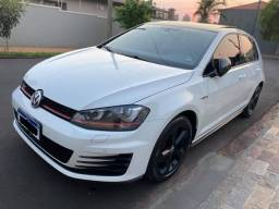 Volkswagen Golf GTI 2.0 Turbo 2017 TSI 220cv pacote Exclusive