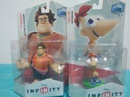 Vende-se personagens do Universo dos jogos Disney infinity