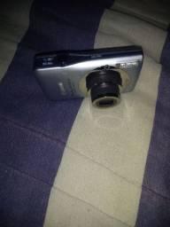 Camera digital Canon Sd1300 is, 12 mp, zoom 4x, protetor aquatico, otimo estado