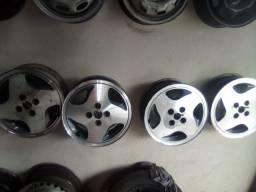 Roda aro 14 de Fiat