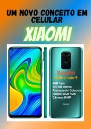 Xiaomi Redmi note 9 - Lacrado!!!!