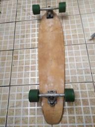 Skate longboard completo