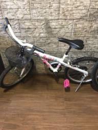 Bicicleta Caloi Ceci aro 20 semi nova- região Vale do Aço