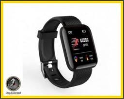 Relógio Inteligente SmartWatch D13 116plus Android e Ios