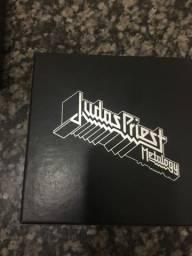 Box CD/DVD - Judas Priest (4 cds + DVD)
