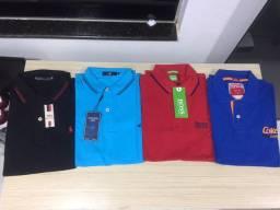 Camisas Gola Polos Peruanas da melhor qualidade