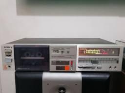 Lindo Tape Deck Sony Dolby Stéreo