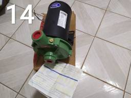 Bomba Centrífuga 0,5 CV (1/2) Monofásica BC-98 Schneider