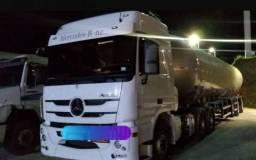 Mercedes-benz Actros 2546 6x2 2019