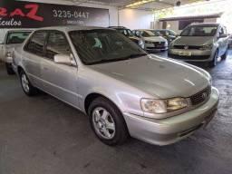 Corolla XEi 1.8 Mec. / 2001 / Completo