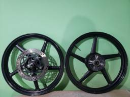 Rodas factor originais Yamaha