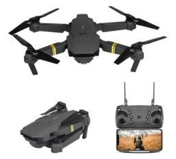 Drone e58  4k com câmera filma e tira foto