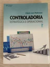 Livro Controladoria Estratégica e Operacional - 3ª edição