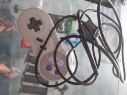 Vendo controle original supre Nintendo