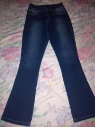 Vendo calça jeans flare