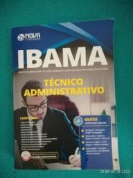 Apostila técnico administrativo IBAMA