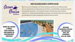 Ocean Barra Residence - Condomínio Fechado na Barra =